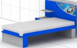 Кровать L-07/08 Полиция