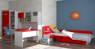 Кровать L-09/10 Спорт