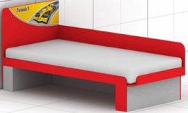 Кровать c быльцем L-30/31 Спорт