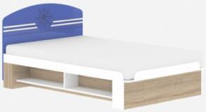 Кровать L-24/25 Наутилус