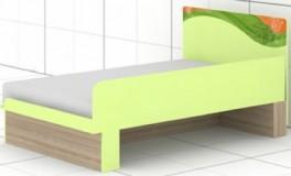 Кровать c быльцем L-30/31 Ультра