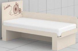 Кровать с быльцем L-30/31 Париж