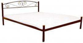 Полуторная кровать Вероника - 140х190-200см