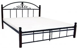Полуторная кровать Кассандра - 140х190-200см