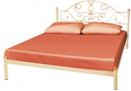Полуторная кровать Анжелика - 140х190-200см