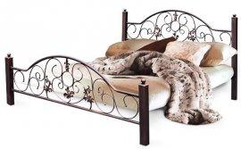 Полуторная кровать Жозефина - 140х190-200см