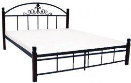 Полуторная кровать Кассандра дерево - 140х190-200см