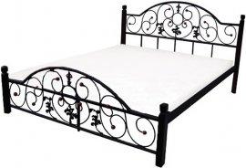 Двуспальная кровать Жозефина дерево - 160х190-200см