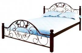Двуспальная кровать Франческа дерево - 160х190-200см
