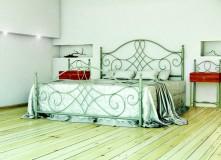 Двуспальная кровать Парма