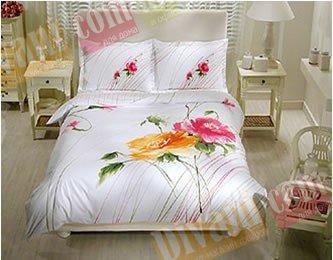Полуторный комплект постельного белья Сoleen -К005-Каприз