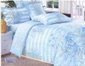 Двухспальный комплект постельного белья Сoleen -К009-Зимний сон