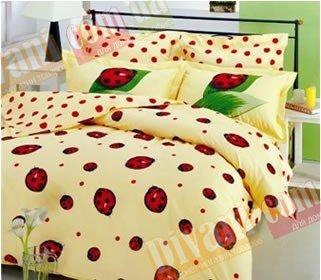 Двухспальный комплект постельного белья Сoleen -626-Сонечко нове