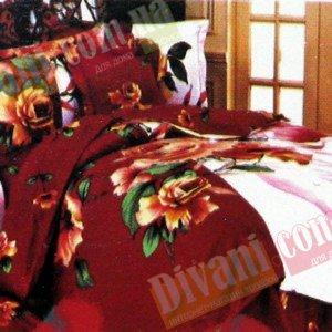 Полуторный комплект постельного белья Wonderline -15WL