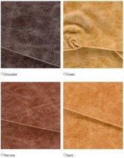 Натуральная мебельная кожа Pista за 1 кв.м.