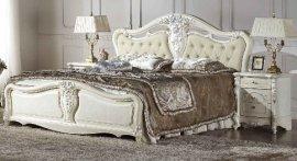 Двуспальная кровать 1,8*2 Афродита - МДФ Green Line