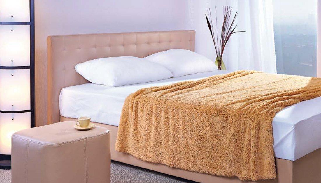 Двуспальная кровать с ортопедическим матрасом с ящиком для белья матрас с бортами пеленальный купить