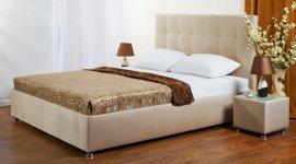 Двуспальная кровать с подъемным механизмом Лугано 160x200см