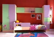 Детская спальня №3 Меридиан