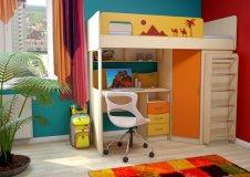 Детская спальня №7 Меридиан