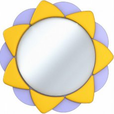Зеркало  Подсолнушек Большой  Лунная сказка