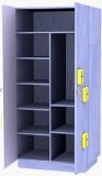 Шкаф-гардероб Терем Б8 Лунная сказка