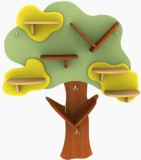 Полка-деревце  Дубок  Лунная сказка
