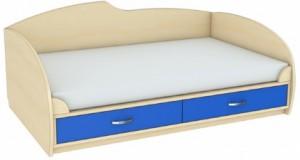 Кровать односпальная К 1-1 Планета Луна