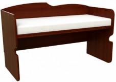 Кровать чердак (без столов) КЧ 1-91 Планета Луна