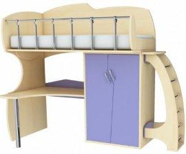 Мебельный комплект МК П 11/МК Л 12 (без лестницы) Планета Луна