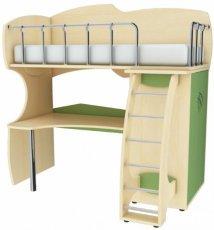 Мебельный комплект МК П 31/МК Л 32 (без лестницы) Планета Луна