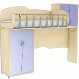 Мебельный комплект МК П 51-1/МК Л 52-2 (без лестницы) Планета Луна