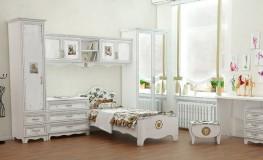 Детская спальня Прованс в стиле Шебби Шик