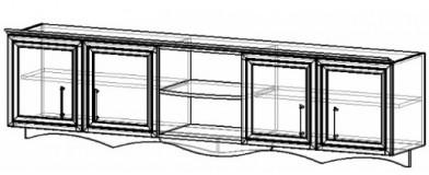 Полка  Классика  П 4-22 Прованс в стиле Шебби Шик