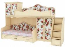 Мебельный комплект МКП 5-51/МКЛ 5-52 Прованс