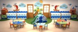 Мебель для детских садов и учреждений Детcад
