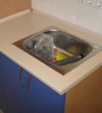 Блок для приготовления пищи Детcад