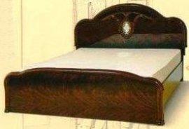 Двуспальная кровать 2-сп Лаура