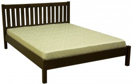 Двуспальная кровать Л-202 180х200см
