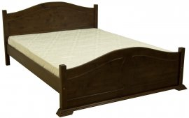 Двуспальная кровать Л-203 160х190см