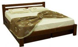 Полуторная кровать Л-205 - 140х190-200см