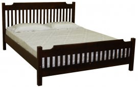 Двуспальная кровать Л-212 180х200 см