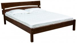 Двуспальная кровать Л-214 160х200 см