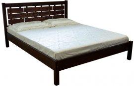 Двуспальная кровать Л-219 160х200 см