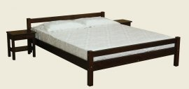 Двуспальная кровать Л-220 160х190 см