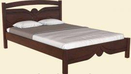 Двуспальная кровать Л-223 180х190 см