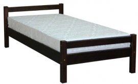Односпальная кровать Л-120 80х190 см