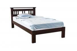 Односпальная кровать Л-123 80x190 см