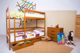 Двухъярусная кровать Амели - 90x190 см