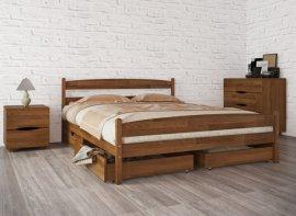 Кровать Лика с ящиками (без изножья) - 120х190-200см